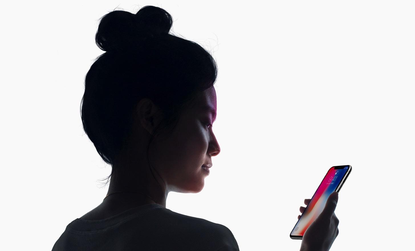 iPhone XでFace IDを設定する方法。