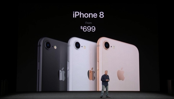 Iphone 8 price