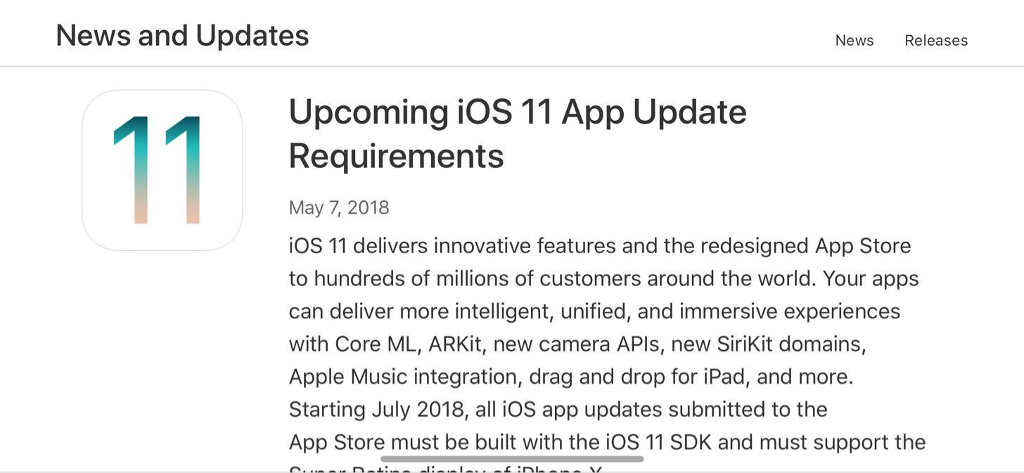 iOS 11 SDKとiPhone Xの画面に対応しないといけまへんで。