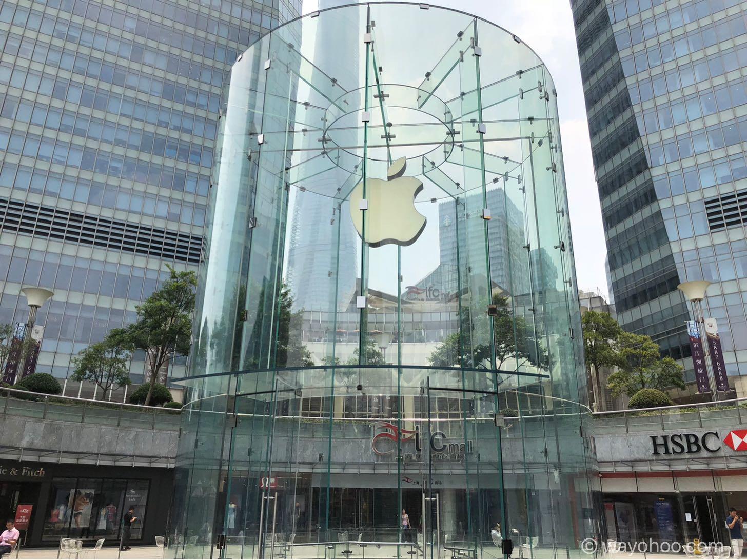 Apple Store上海
