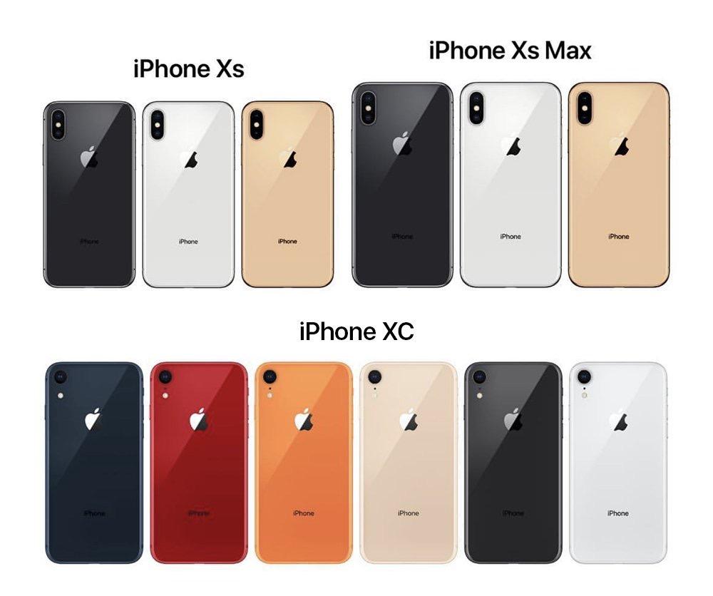 iPhone XS / XC