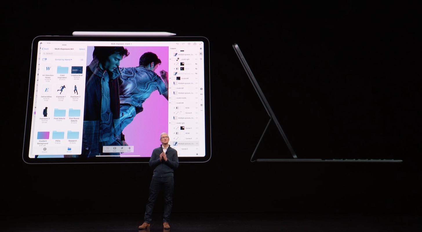 iPad Pro 2018 「11インチ」「12.9インチ」