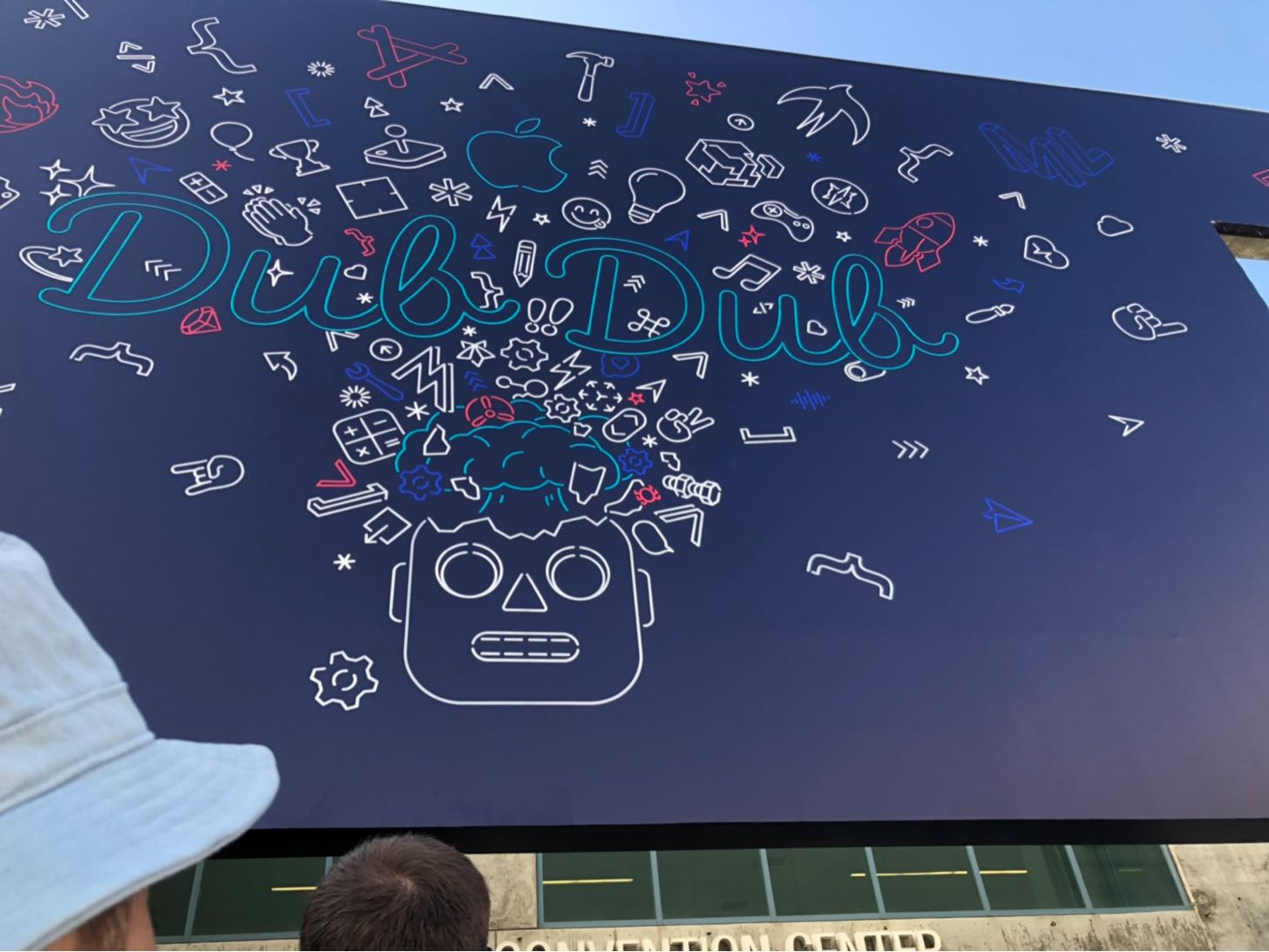 WWDC 2019のロゴ
