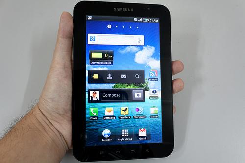 GALAXY Tabの返品率は13%に対し、iPadの返品率は2%
