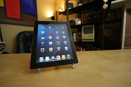 iPad2、3G版よりWi-Fi版の方がマイクの音質がクリア。