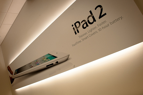 iPad2に機種変更の場合、価格や料金プラン等、浮かんだ疑問をソフトバンクに電話して聞いてみた。