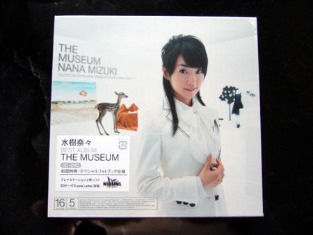 THE MUSEUM正面ジャケット