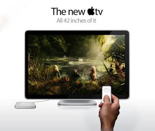 Apple、ついにテレビの開発に着手か!?