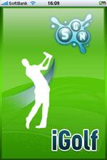 どこでもゴルフができるiPhone,iPod touchアプリ「iGolf」