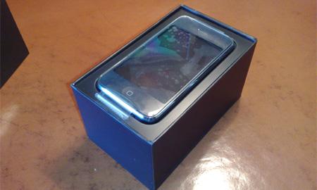 iPhone 3Gの中身はこうなってるそうです。