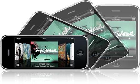 iPhone 3G,iPod touchの加速度センサーを上手く使う方法。横画面にならないあなたへの対処方法。