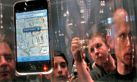 iPhone 3Gの製造コストは2万未満ですむそうです。