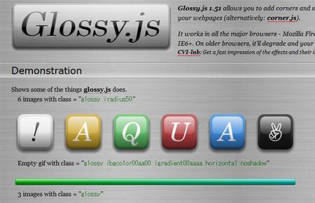 glossy.js