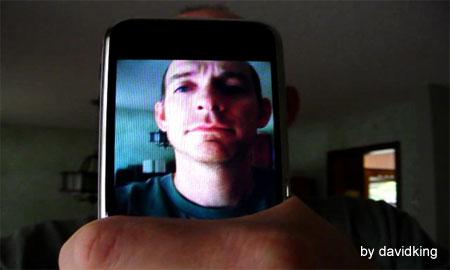 次世代iPhoneは全面にもカメラが搭載!?動画撮影やメッセもできちゃうかも。