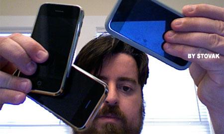 iPhone 3Gが故障したと思ったら「再起動」、「リセット」、「復元」を行ってみよう