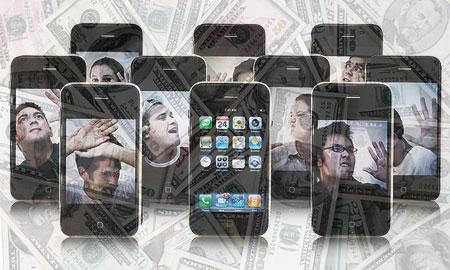 iPhone 3Gの専用メールアドレスでメールするとお互い有料になる。