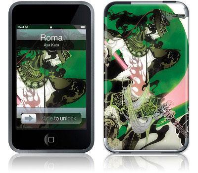 ジェラスキンズiPhone3G用保護シール