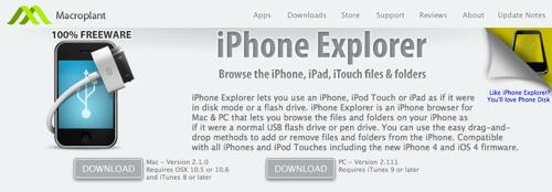 IphoneExplorer 01