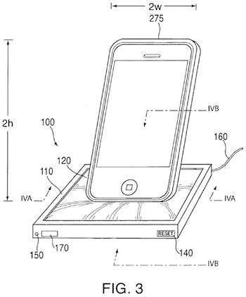 iPod/iPhoneユニバーサルDockの特許図!?