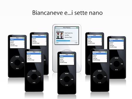 第一世代iPod nano