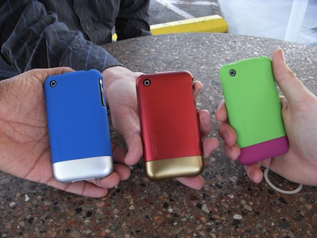 iPhone colorfull