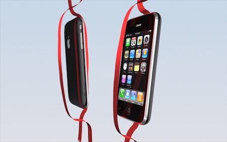 iPhone Presents Christmas