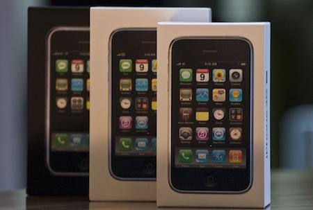 iPhoneパッケージ写真