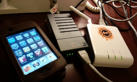 iPhone OS 3.1.3にWi-Fiが機能しなくなる不具合!? そういえばおいらの3Gも・・・。