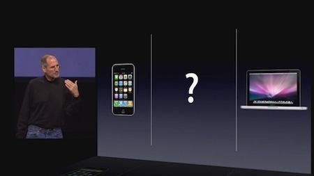iPadのデザインから想像するとiPhone 4Gのデザインはこうなる!?