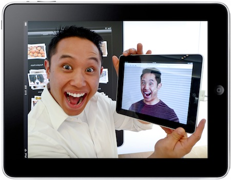 次世代 iPad にはカメラ搭載!?  Apple カメラエンジニアを募集なう。