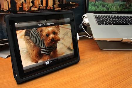 iPad 3G US版に自作ドコモ micro SIM カードを入れたら繋がったらしい!