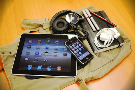 iPadを買った人の74%がとても満足しているという調査結果。