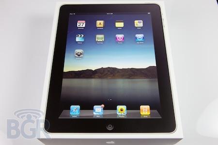 ついに発売! 米国版 iPad 3G の写真いろいろ。