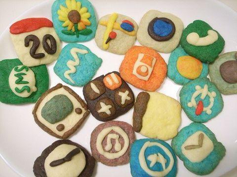 iPhoneクッキー