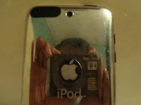 iPod touch 3G プロトタイプ