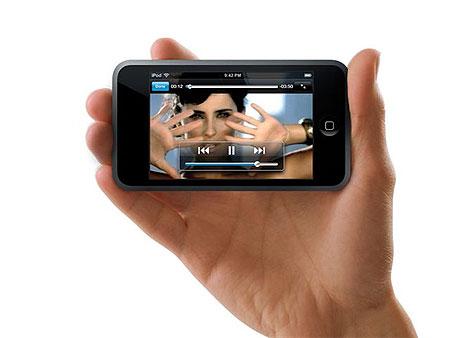 iPod TouchのムービーがいろいろとYouTubeで公開中
