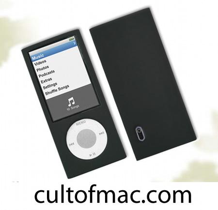 新型iPod nanoカバー写真