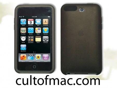 新型iPod touchカバー写真