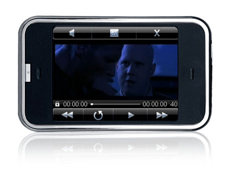iPod Touchそっくりの中国産メディアプレイヤーが存在する