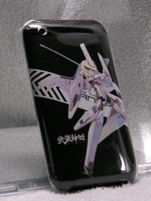 武装神姫な痛iPhone。