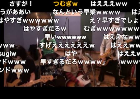 早くもけいおん!!の新OP「GO!GO!MANIAC」とED「Listen!!」がニコニコでバンド演奏される!