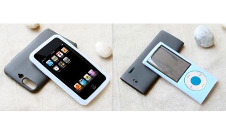 新型iPod touch、iPod nanoは、やはりカメラつきなのか! 早くも新型用のカバー写真が公開!?