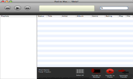 Pod to Macを開く。