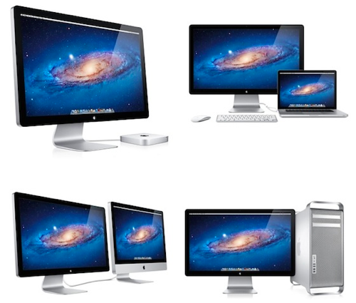 Lion display macs
