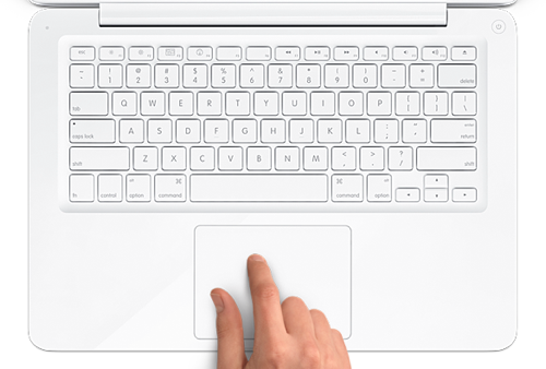 Nana macbook white