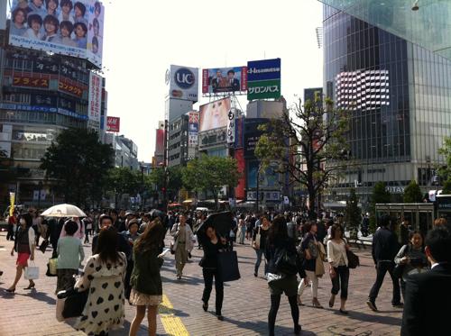 渋谷でiPad2を買う。