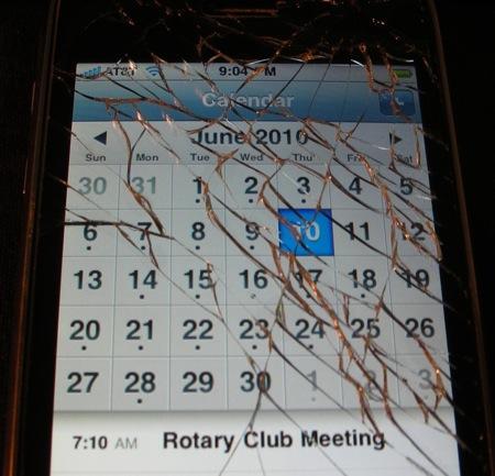 iPhone 4は、iPhone 3GSより68%もぶっ壊れやすい。