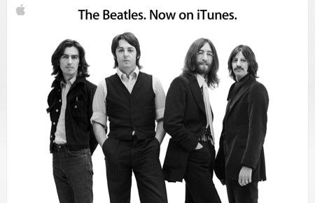 完全和解! Apple、iTunes Storeでビートルズの楽曲を配信開始。