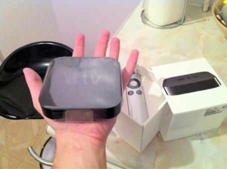 Apple TVも日本で発売へ。価格は8,800円なり。