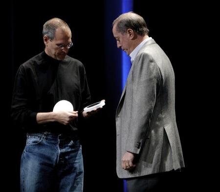 Google創業者、最初のCEOをスティーブ・ジョブズにしたがっていた。